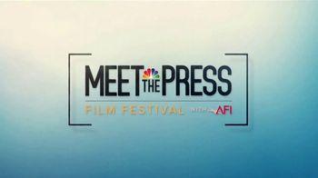 NBC TV Spot, 'Meet the Press Film Festival'