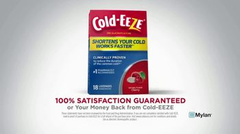 Cold EEZE TV Spot, 'Shortens Your Cold by 42 Percent' - Thumbnail 6