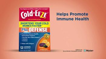 Cold EEZE TV Spot, 'Shortens Your Cold by 42 Percent' - Thumbnail 7