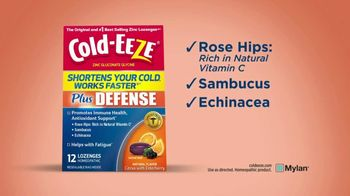 Cold EEZE TV Spot, 'Shortens Your Cold by 42 Percent' - Thumbnail 8