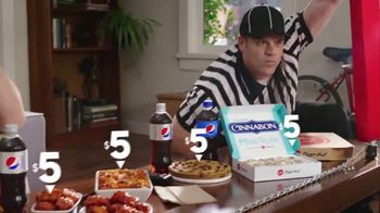 Pizza Hut $5 Lineup TV Spot, 'Best Sides' - Thumbnail 6