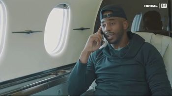Bleacher Report TV Spot, 'BReal with Bleacher Report' Featuring Carmelo Anthony - 1 commercial airings
