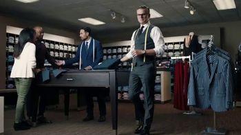 Men's Wearhouse TV Spot, 'BOGO: Stock Up for Fall' - Thumbnail 2