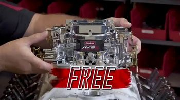 Edelbrock Power Package Promo Kit TV Spot, 'Top It Off with Edelbrock'