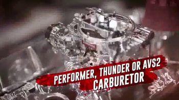 Edelbrock Power Package Promo Kit TV Spot, 'Top It Off with Edelbrock' - Thumbnail 5