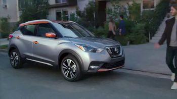 2018 Nissan Kicks TV Spot, 'React' [T2]