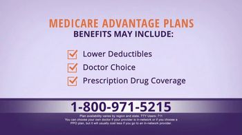 MedicareAdvantage.com TV Spot, 'Open Enrollment: Better Benefits'