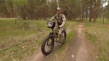 QuietKat Bikes TV Spot, \'The Ultimate Hunting Machine\'