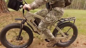 QuietKat Bikes TV Spot, 'The Ultimate Hunting Machine' - Thumbnail 1