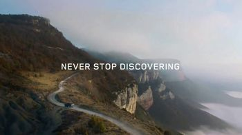 2018 Land Rover Discovery TV Spot, 'Never Stop Discovering' [T2] - Thumbnail 8