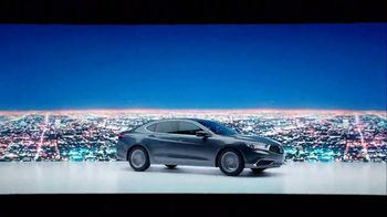 2019 Acura TLX TV Spot, 'Designed for Where You Drive' [T2]
