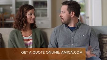 Amica Mutual Insurance Company TV Spot, \'An Ally\'