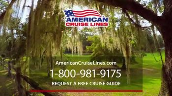 American Cruise Lines TV Spot, 'The Mississippi River' - Thumbnail 10
