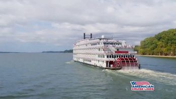 American Cruise Lines TV Spot, 'The Mississippi River' - Thumbnail 2