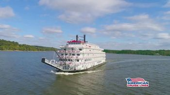 American Cruise Lines TV Spot, 'The Mississippi River' - Thumbnail 9