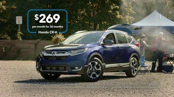 2018 Honda CR-V TV Spot, '12 Hours to Game Time' [T2] - Thumbnail 7