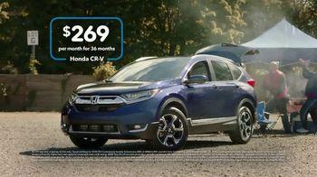 2018 Honda CR-V TV Spot, '12 Hours to Game Time' [T2] - Thumbnail 8