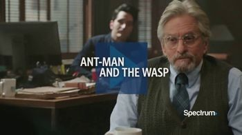 Spectrum On Demand TV Spot, 'Mamma Mia!: Here We Go Again and Ant-Man and the Wasp'