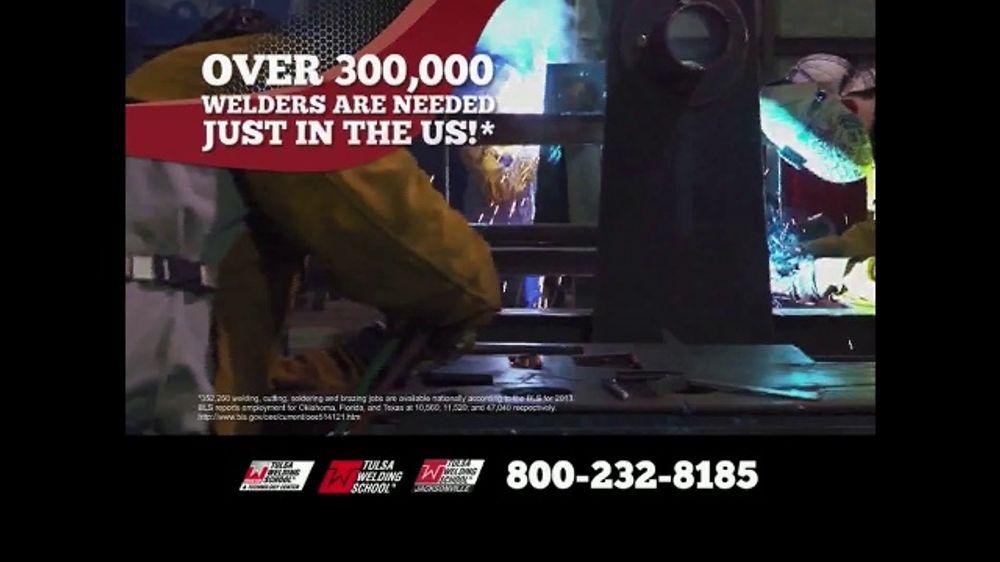 Tulsa Welding School Tv Commercial Ronalds Success Story Ispottv
