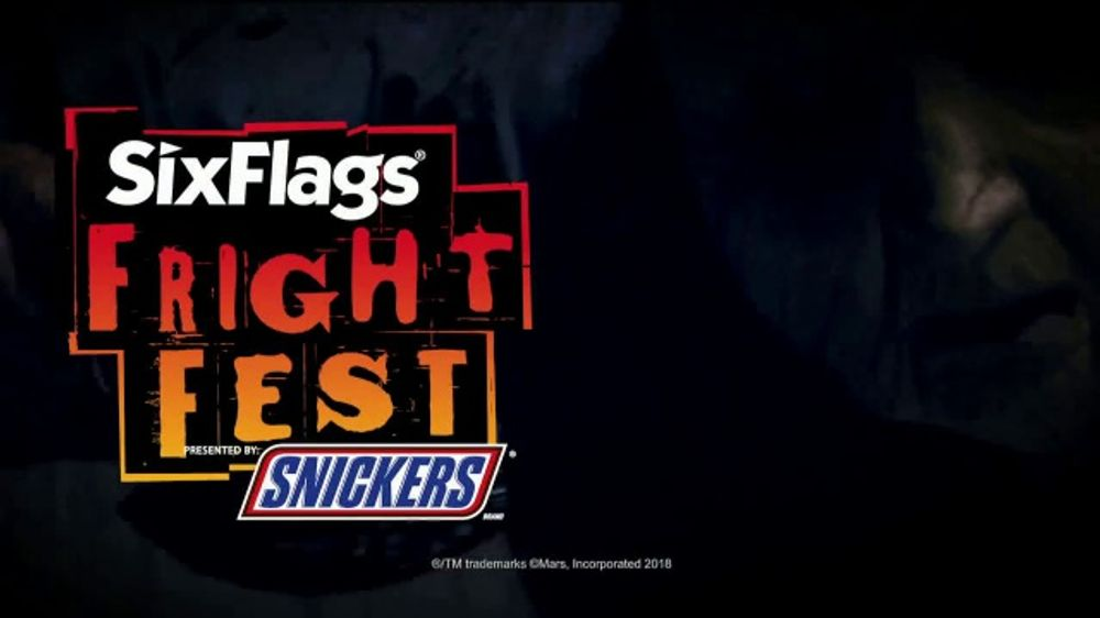 Six Flags Fright Fest TV Commercial, 'Last Chance for Season Pass' - Video