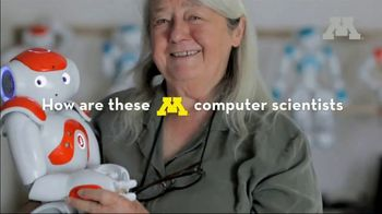University of Minnesota TV Spot, 'Using Robots to Help Identify Autism Earlier' - Thumbnail 4