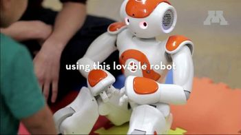 University of Minnesota TV Spot, 'Using Robots to Help Identify Autism Earlier' - Thumbnail 6
