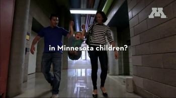 University of Minnesota TV Spot, 'Using Robots to Help Identify Autism Earlier' - Thumbnail 8