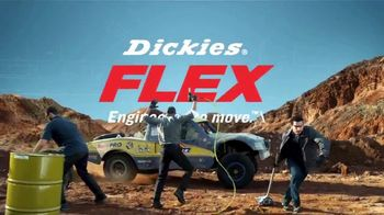 Dickies FLEX TV Spot, 'Work Is Who You Are' - Thumbnail 10