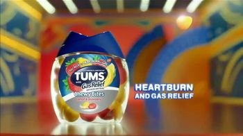 Tums Chewy Bites With Gas Relief TV Spot, 'State Fair Beans' - Thumbnail 9