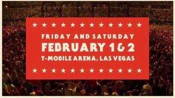 Strait to Vegas TV Spot, '2019 T-Mobile Arena' - Thumbnail 6