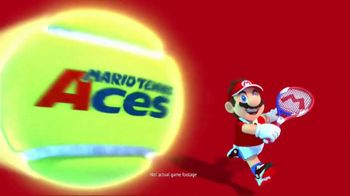 Mario Tennis Aces TV Spot, 'Nonstop Tennis Action' - 829 commercial airings