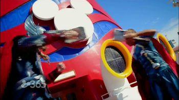 Disney Cruise Line TV Spot, 'Marvel Day at Sea' Feat. Navia Robinson - Thumbnail 3
