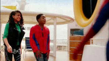 Disney Cruise Line TV Spot, 'Marvel Day at Sea' Feat. Navia Robinson - Thumbnail 4