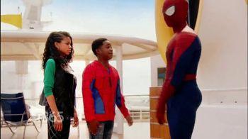 Disney Cruise Line TV Spot, 'Marvel Day at Sea' Feat. Navia Robinson - Thumbnail 5