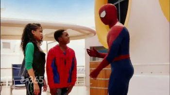 Disney Cruise Line TV Spot, 'Marvel Day at Sea' Feat. Navia Robinson - Thumbnail 7