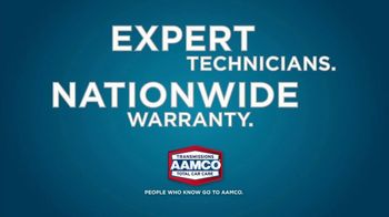 AAMCO Transmissions TV Spot, 'We Hear You' - Thumbnail 4
