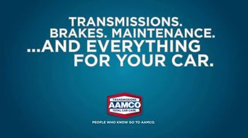 AAMCO Transmissions TV Spot, 'We Hear You' - Thumbnail 8
