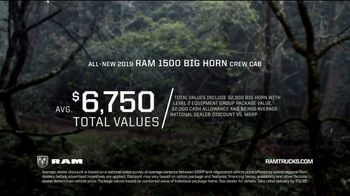 2019 Ram 1500 TV Spot, 'Tomorrow' - Thumbnail 8