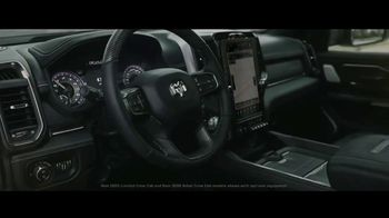 2019 Ram 1500 TV Spot, 'Tomorrow' - Thumbnail 6