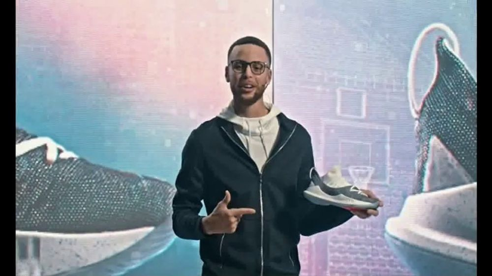7f71f7d72d0e Under Armour Curry 5 TV Commercial