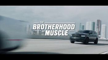 Dodge TV Spot, 'Brotherhood of Muscle: Closed Courses: Fast Cars' [T2] - Thumbnail 6