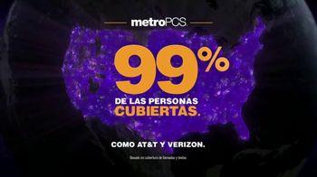 MetroPCS TV Spot, 'Vive toda la pasión sin límites' [Spanish] - Thumbnail 6