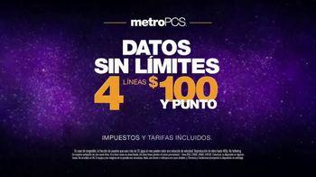 MetroPCS TV Spot, 'Vive toda la pasión sin límites' [Spanish] - Thumbnail 7