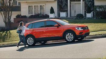 Volkswagen 4th of July Deals TV Spot, 'More Room: 2018 Volkswagen Tiguan' [T2] - Thumbnail 1