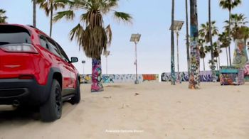 2019 Jeep Cherokee TV Spot, 'American Ninja Warrior' [T1] - Thumbnail 2