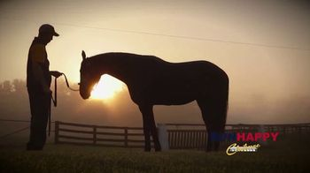 Claiborne Farm TV Spot, \'Runhappy: Esteemed Champion\'