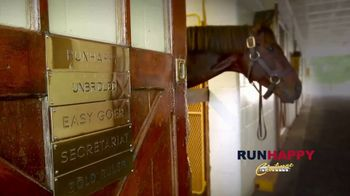 Claiborne Farm TV Spot, 'Runhappy: Esteemed Champion' - Thumbnail 1