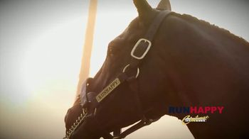 Claiborne Farm TV Spot, 'Runhappy: Esteemed Champion' - Thumbnail 2