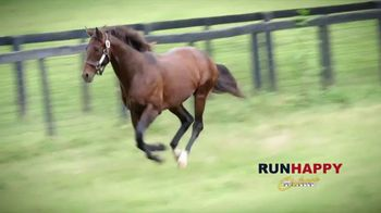Claiborne Farm TV Spot, 'Runhappy: Esteemed Champion' - Thumbnail 4