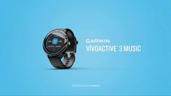 Garmin vívoactive 3 Music TV Spot, 'Worm' - Thumbnail 10